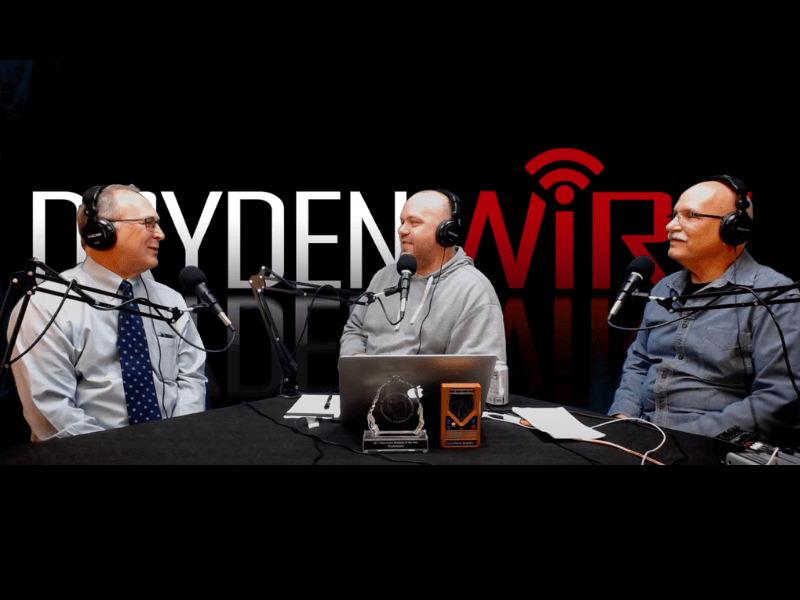 Watch: David Bridenhagen On Drydenwire Live!
