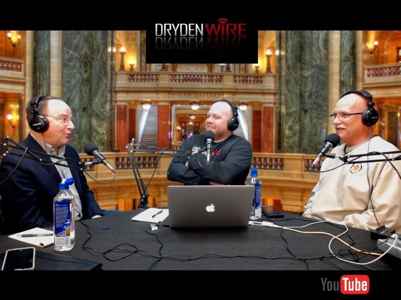 WATCH: Senator Tom Tiffany's Extended Interview With DrydenWire.com