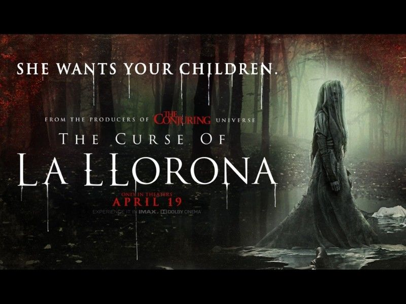 Movie Review: 'Curse Of La Llorona'