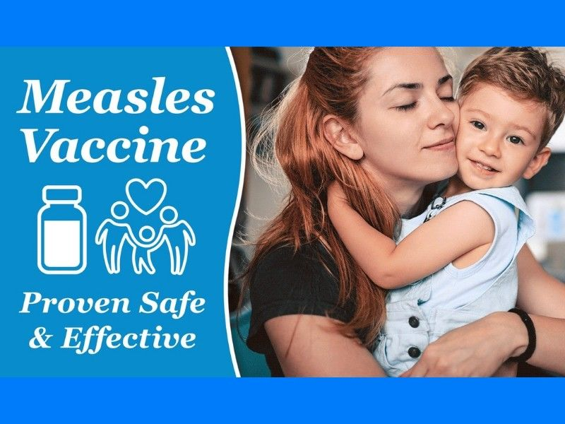 FDA: Vaccination Is the Best Protection Against Measles