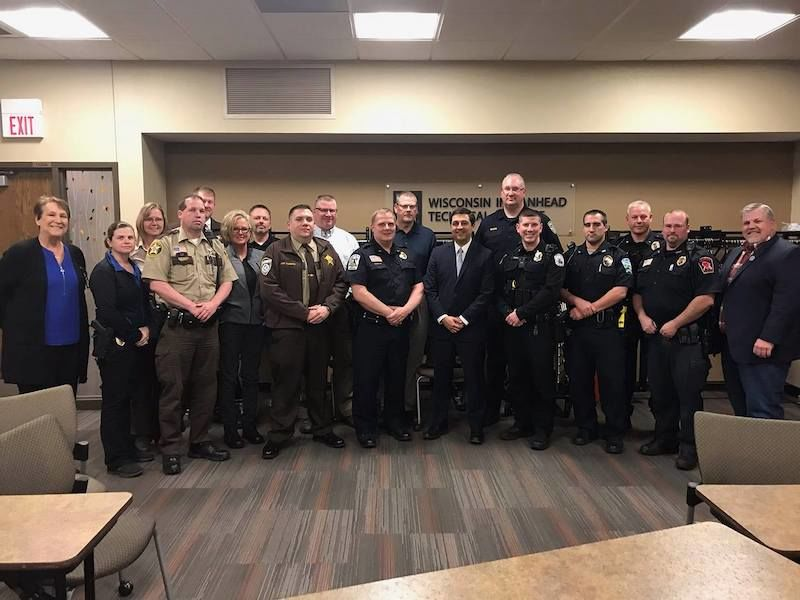 AG Kaul Co-Hosts Northwestern Wisconsin Law Enforcement Roundtable