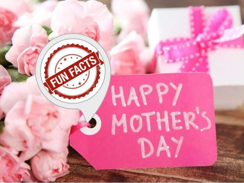 Fun Facts About Mother's Day