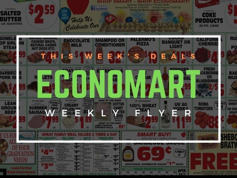 2nd Week Of Great Deals As Economart Celebrates 82nd Year Anniversary