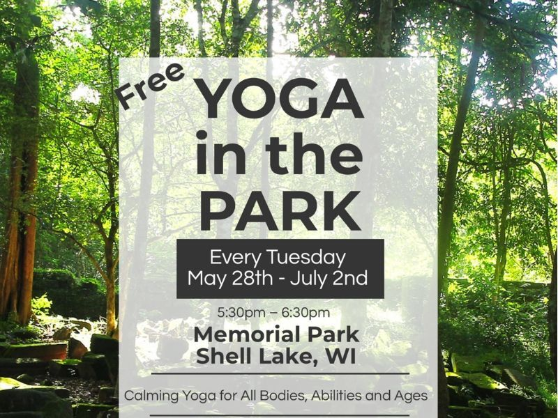 Yoga In The Park Is Back!
