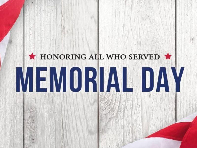 Memorial Day Events For Washburn County Recent News Drydenwire Com