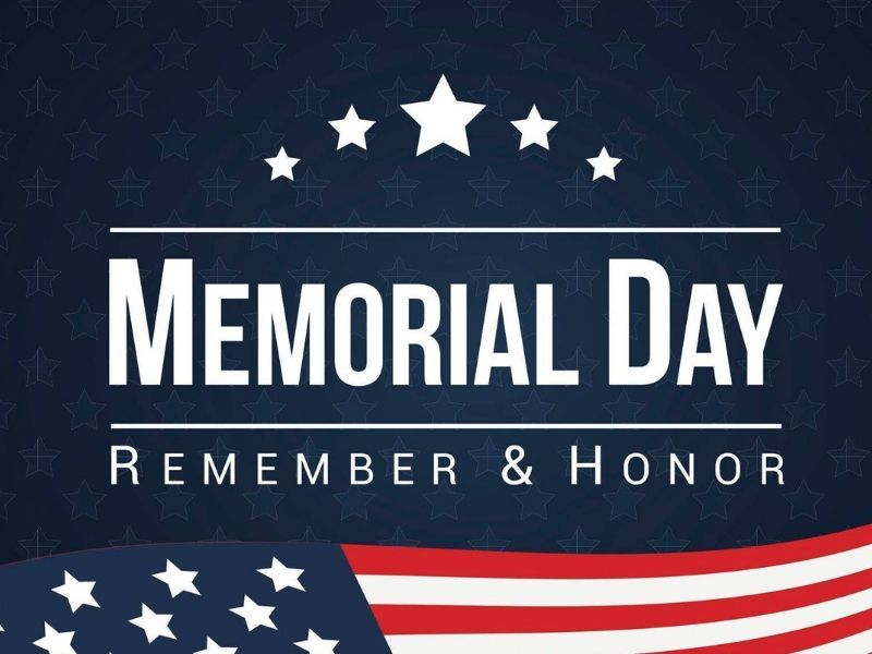 UPDATE: Shell Lake Memorial Day Program To Be Held At High School Gym