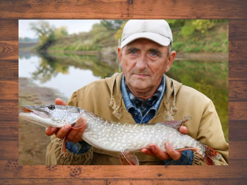 3rd Annual 'Reelin' In New Memories' Fishing Event For People Living With Dementia