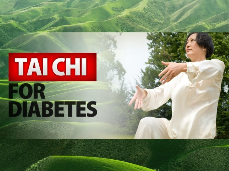 Healthy Minute: 'Tai Chi For Diabetes'