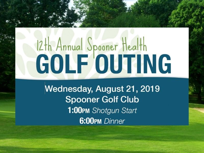 Spooner Health's 12th Annual Golf Outing Fundraiser To Be Held On August 21