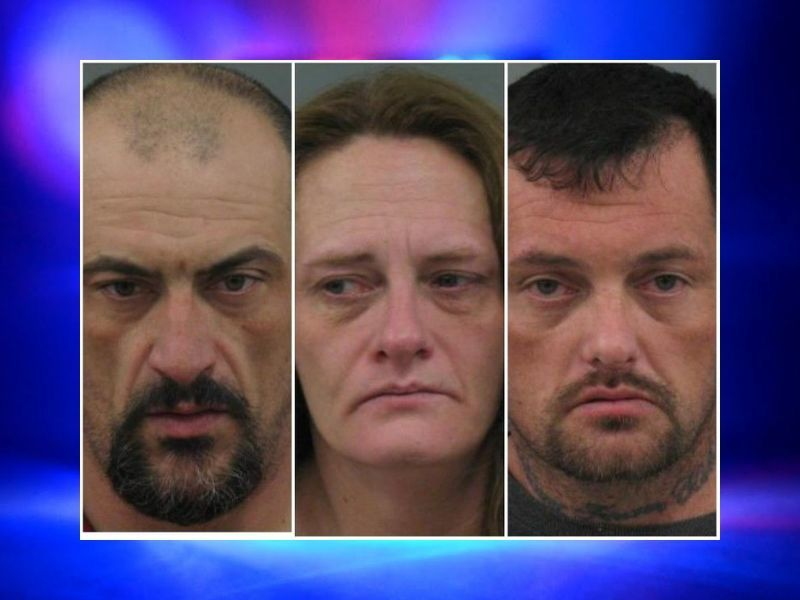 Two Sentenced On Stone Lake Drug Bust Case