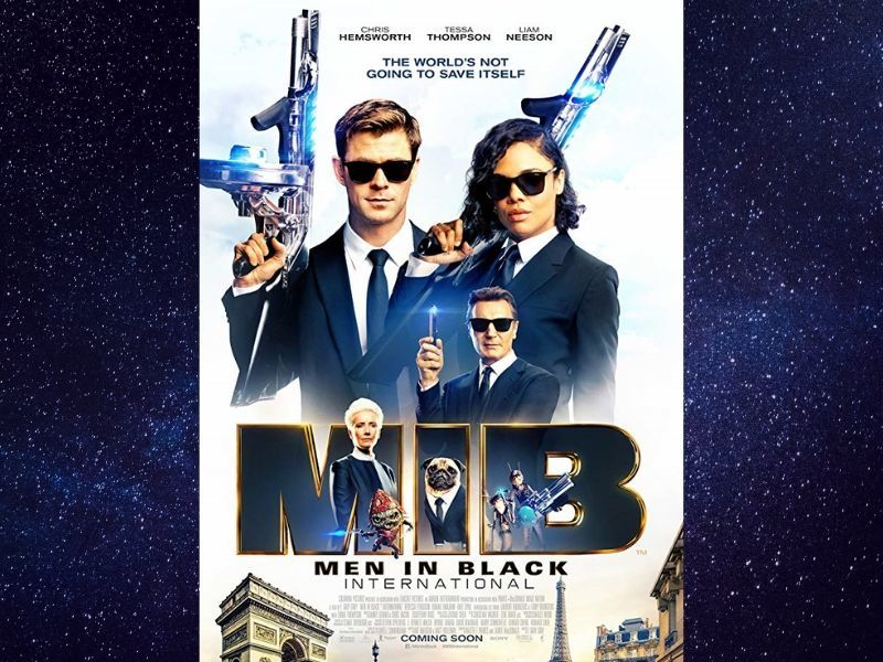 Movie Review: 'Men in Black: International'