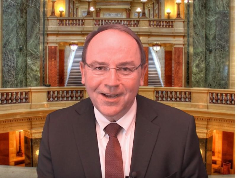 Weekly Video Budget Update From Senator Tom Tiffany