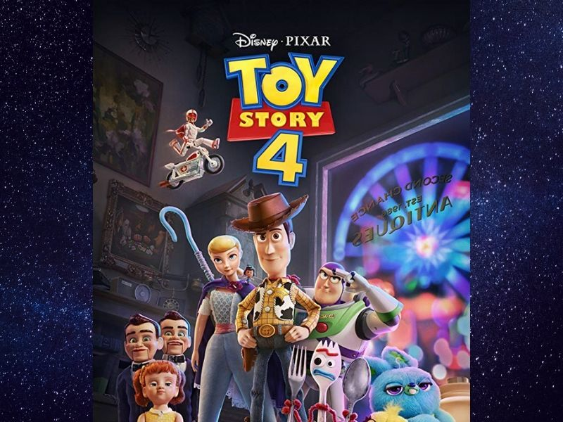 Movie Review: 'Toy Story 4'