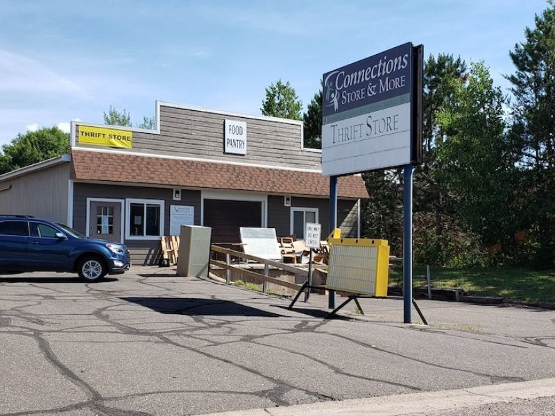Connections Thrift Store And Food Pantry To Close