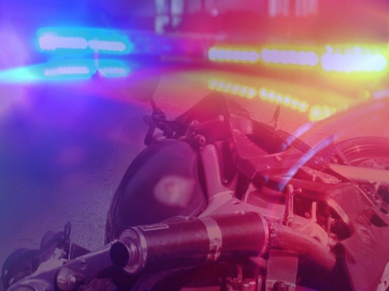 Motorcycle Driver Airlifted After Crash On HWY 63