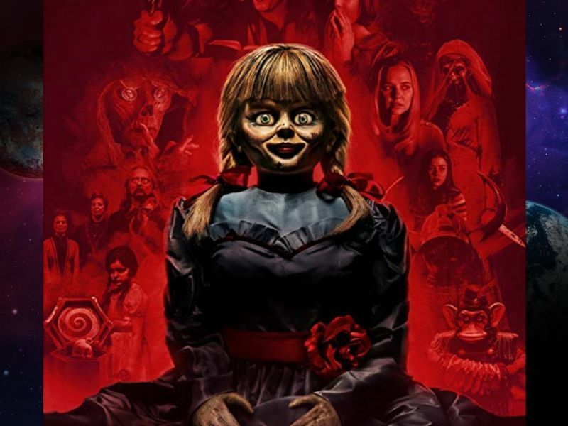 Movie Review: 'Annabelle Comes Home'