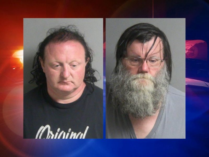 Two Arrested For Suspected Possession Of Child Pornography