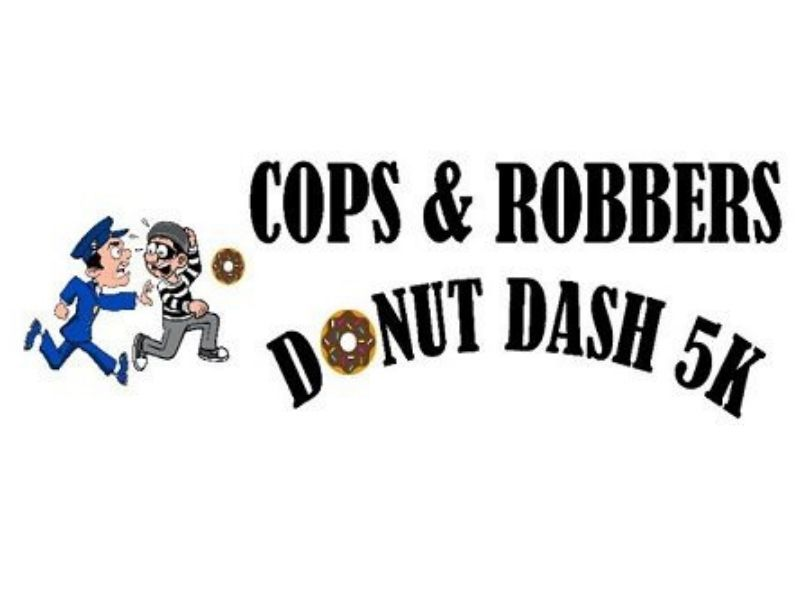 5th Annual Barron County Cops & Robbers Donut Dash