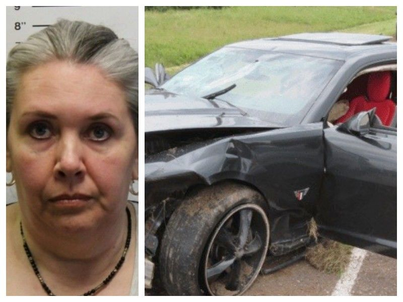 Springbrook Woman Sentenced In Fatal Single-Vehicle Crash Case