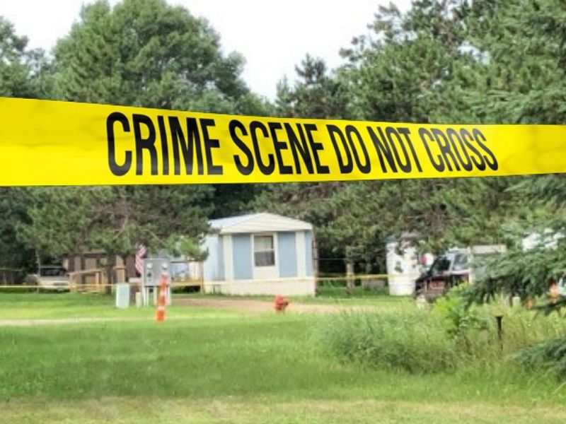 Police: 52-Year-Old Male Found Deceased At Spooner Mobile Home Park