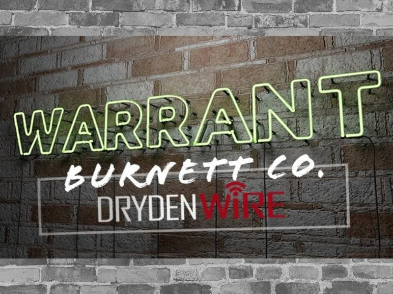 Quarterly Warrant Status Report For Burnett County
