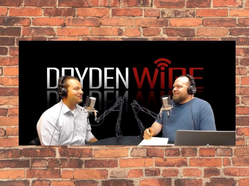 WATCH: Rep. Quinn On DrydenWire Live!