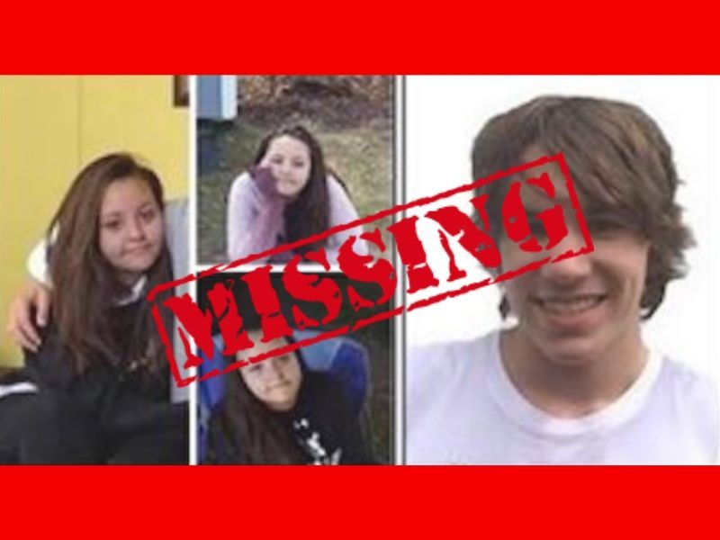 MISSING: Joshua Langeback-Cross & Lanaya Wistrom