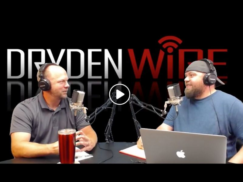 WATCH: Rep. Milroy On DrydenWire Live!