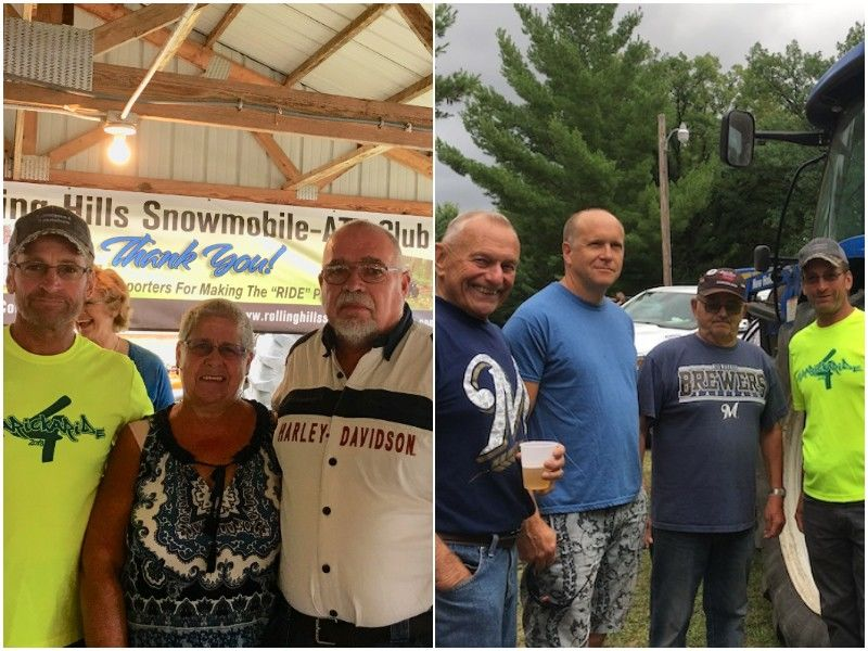 Rolling Hills Snowmobile & ATV Club Hosts 45th Annual Land Owner's Appreciation Picnic