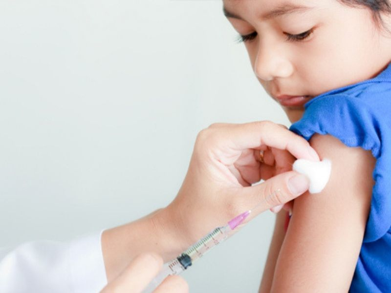Healthy Minute: Don't Wait. Vaccinate!