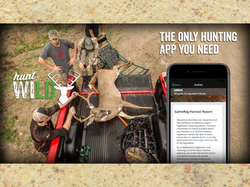 DNR's Free Hunt Wild Mobile App Is Loaded Up With New Features For The Fall Season