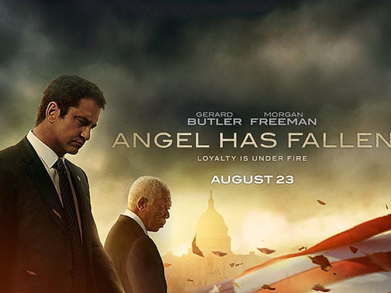 Movie Review: 'Angel Has Fallen'