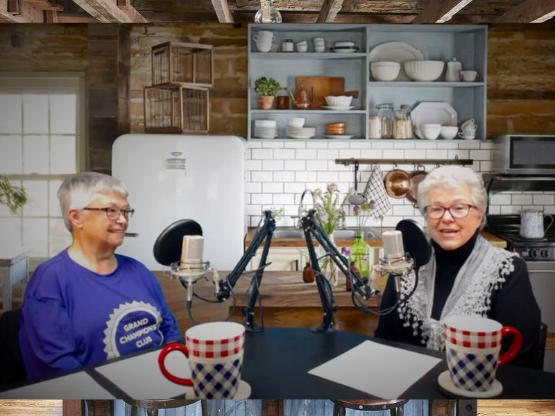 WATCH: Diane's Kitchen S1:E15 - Jean Morey