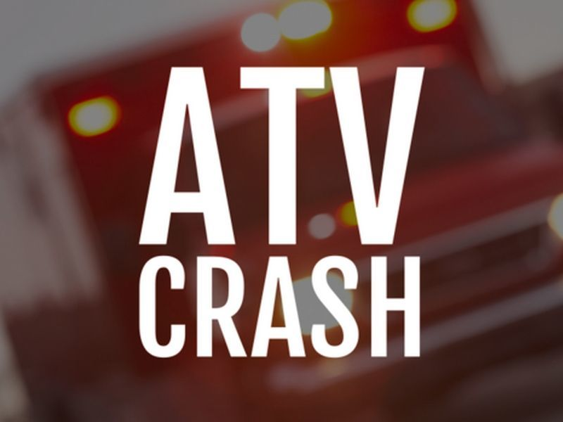 Man Injured In ATV Crash In Rusk County