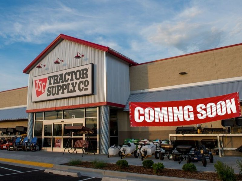 Tractor Supply Company Planning On Spooner Store Opening In Spring