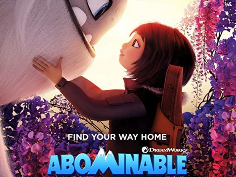 Movie Review: 'Abominable'