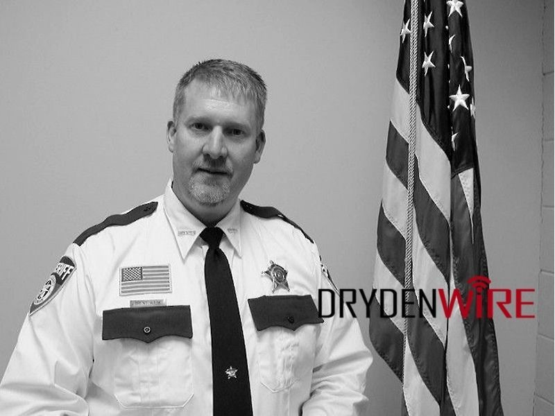 DrydenWire Podcast Guest: Polk County Sheriff Brent Waak
