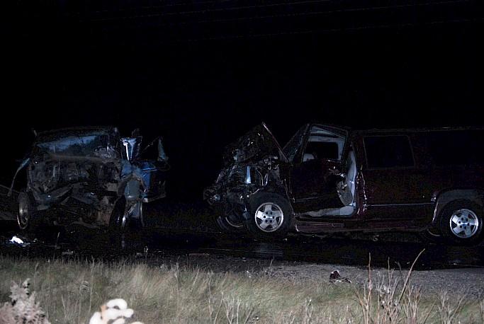 UPDATE: Names Released in Fatal Crash in Polk County