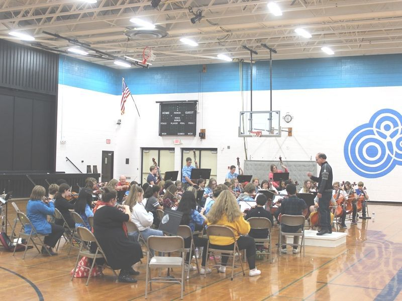 2019 Orchestra Workshop Hosted At Shell Lake Arts Center