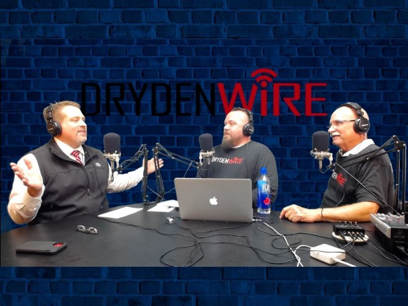 DrydenWire Chats With Sawyer County Judge John Yackel