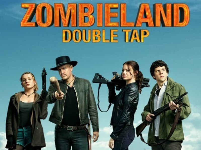 Movie Review: 'Zombieland: Double Tap'