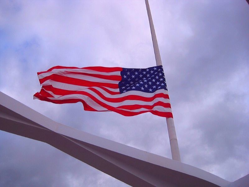 Gov. Evers Orders Flags To Half-Staff In Honor Of Fallen Firefighter