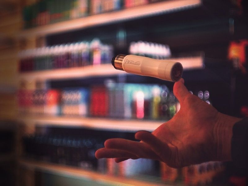Local Vape Shop Owner Speaks Out On Proposed Flavor Ban