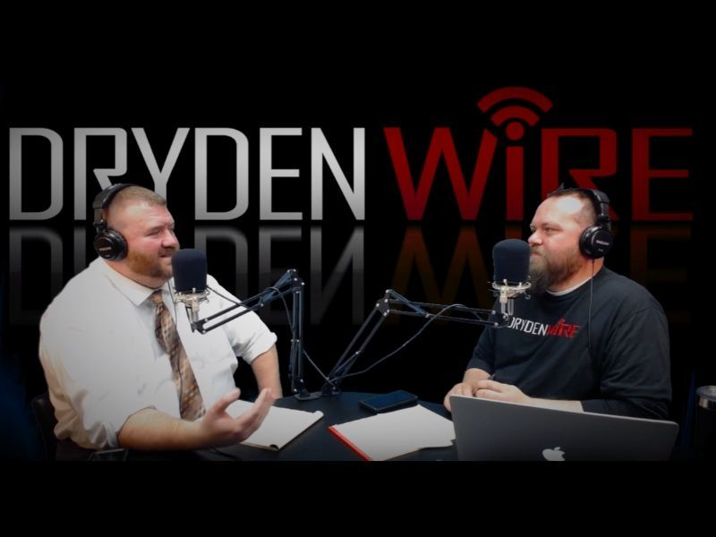 DrydenWire Podcast Guest: Criminal Defense Attorney Matthew Kirkpatrick