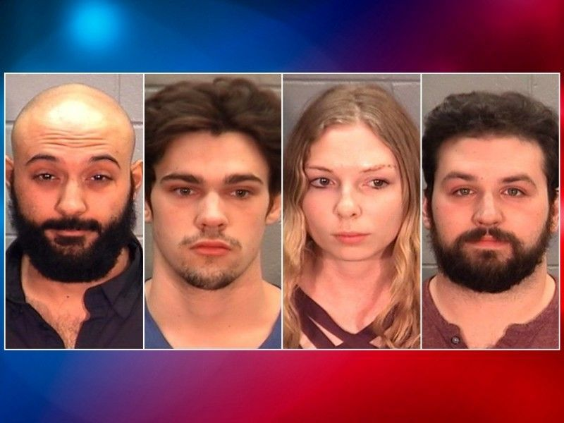 Animal Abuse Report Leads To Drug-Related Convictions