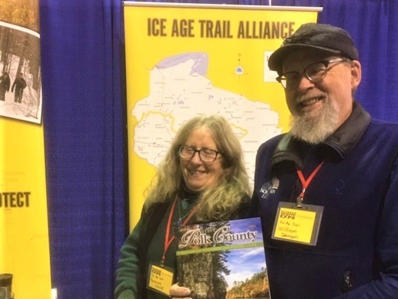 Polk County And The Ice Age Trail Featured At Outdoor Expo