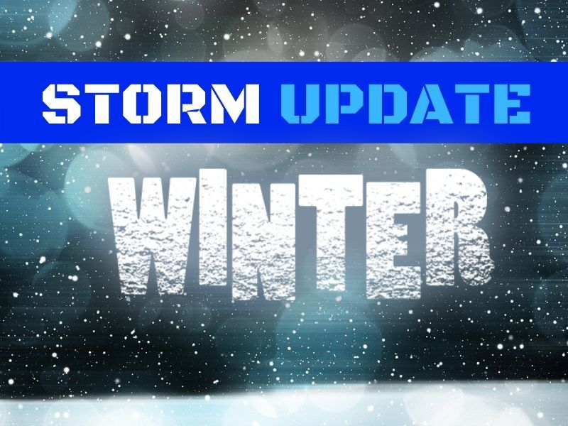 Powerful Winter Storm Comes To An End Today