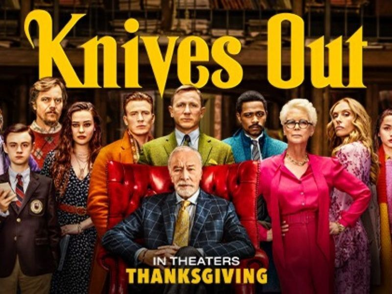 Movie Review: 'Knives Out'