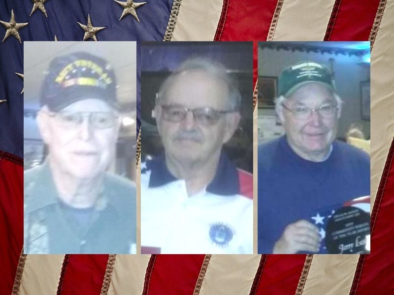 AMVETS Post 190 Gives Out Awards To Members, Area Citizens