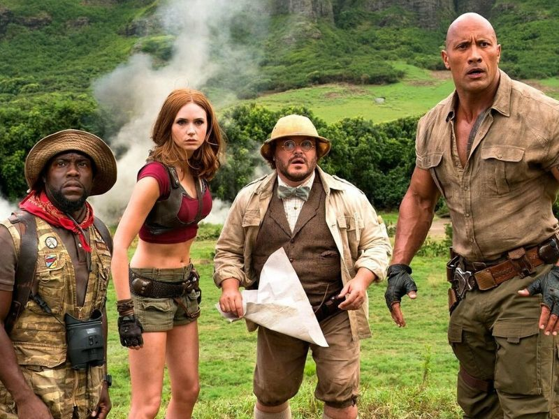 Movie Review: 'Jumanji: The Next Level'